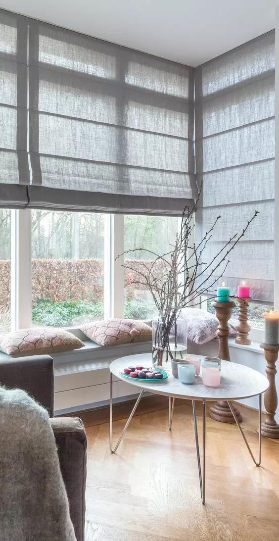 窗帘这样选,家里美上天!