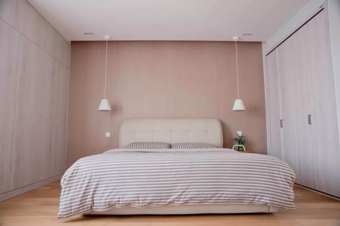格调满满的卧室,给人优雅端庄又舒适的感觉