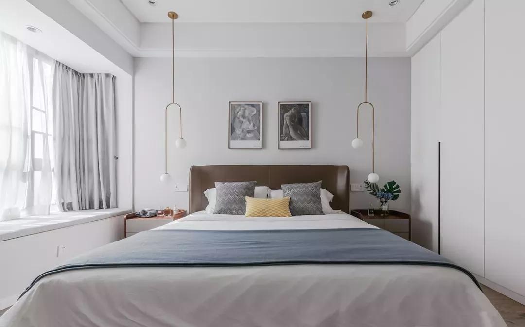 小户型卧室如何布局?这么设计,帮你拯救窄小!