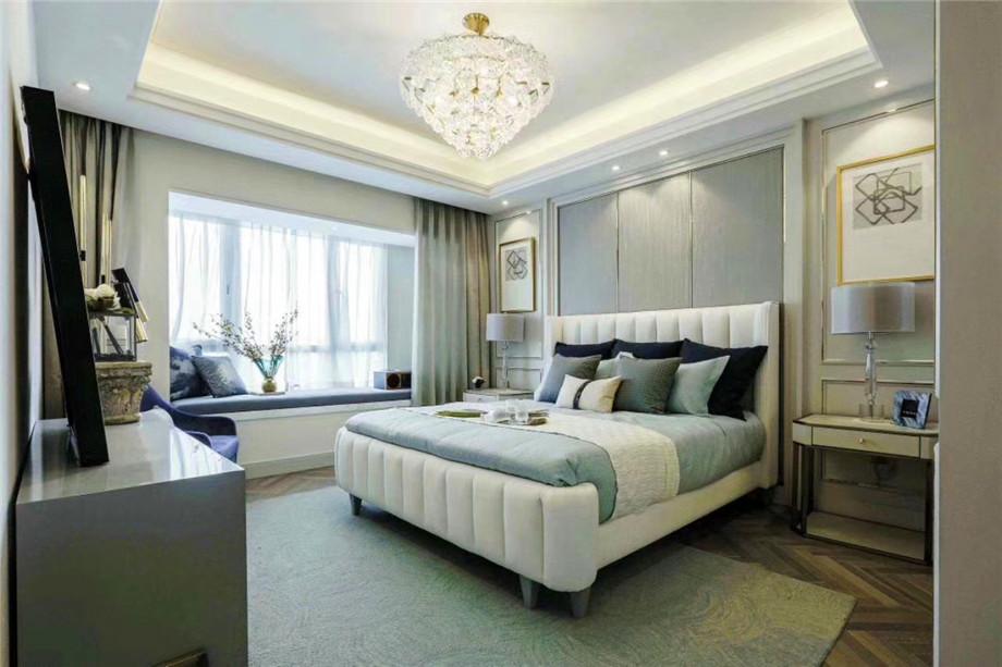重庆弘邦装饰告诉您如何设计舒适的卧室
