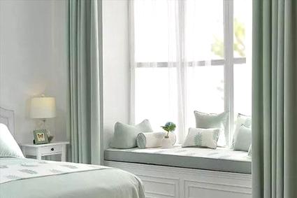 安静舒适有益睡眠健康,不同风格卧室装修设计