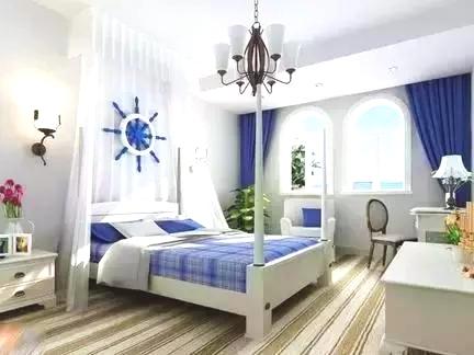 五个卧室装修技巧,让小卧室也能有大空间的即视感