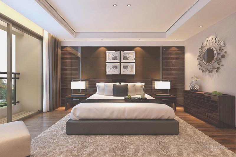 卧室装修什么颜色好看又不单调