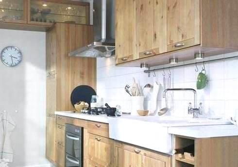 小厨房如何装修最实惠?