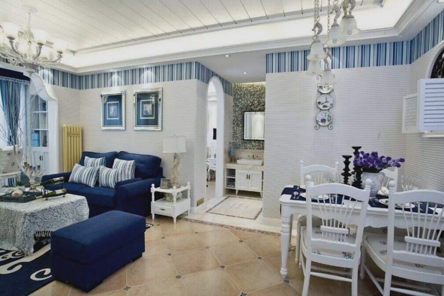 地中海风格装修技巧 拱形门设计造型