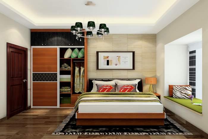 怎么装修自己的卧室?卧室装修应该注意什么问题?