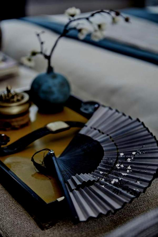 不朽的东方经典浪漫,中式软装配色