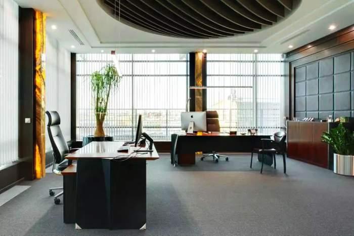 """办公室装修设计存在的""""六觉"""""""