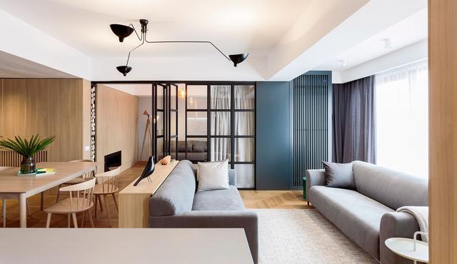 这六种客厅布局给你不一样的设计思路,快来看看吧!