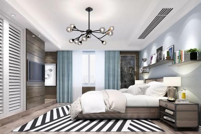 卧室8大装修尺寸及设计干货——装修尺寸可千万不能出错