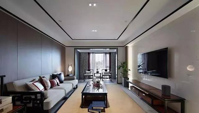 别墅装修该如何搭配客厅的颜色
