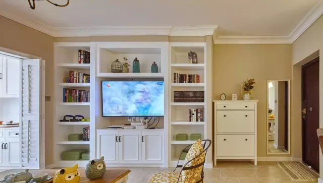 装修客厅电视背景墙前,一定要知道的四大技巧!