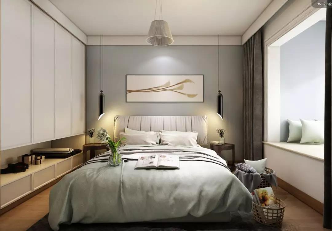 180m²北欧风格,明朗温馨,舒适干净