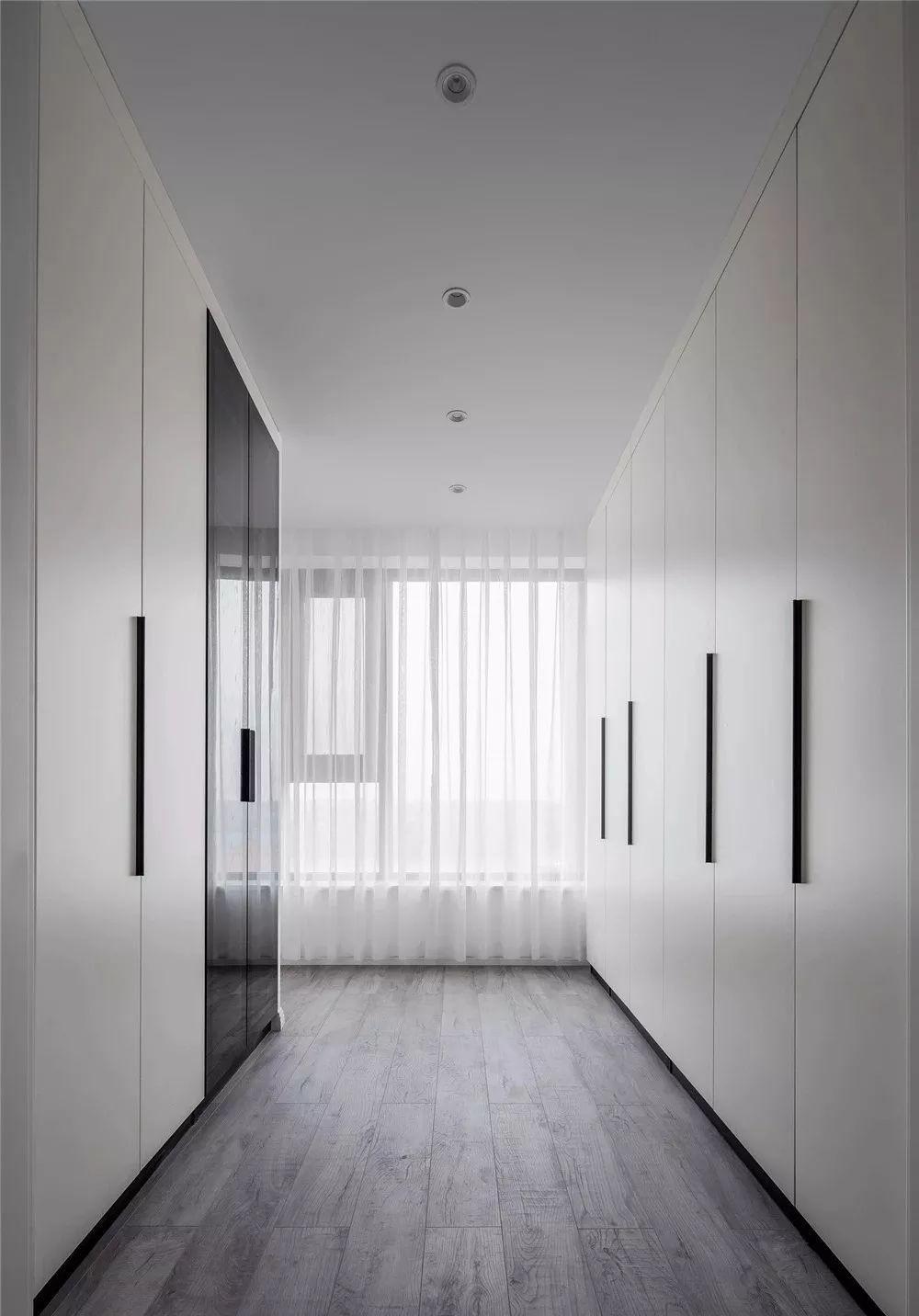 120㎡现代主义3室2厅,去繁就简追求简约生活!