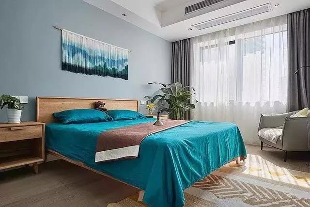 卧室墙面色彩搭配3大技巧,这样搭配温馨舒适