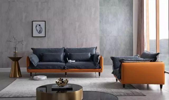 布艺沙发颜值高,装修就选它,让你家客厅美得不像话