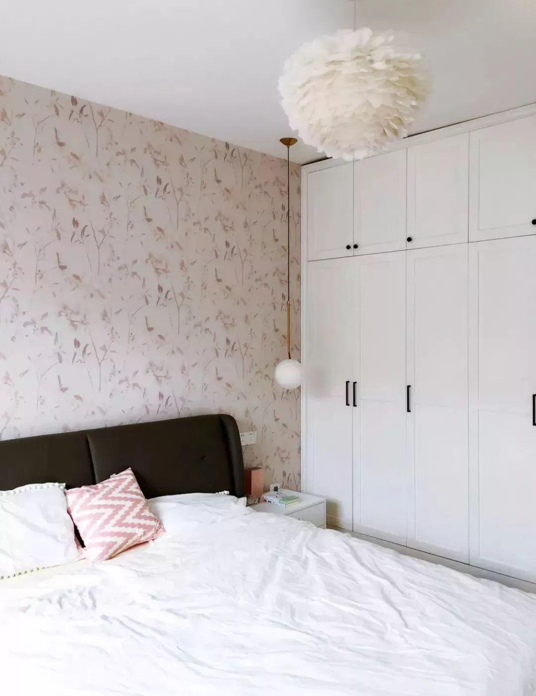 衣柜做到顶,不仅美观竟还特实用!