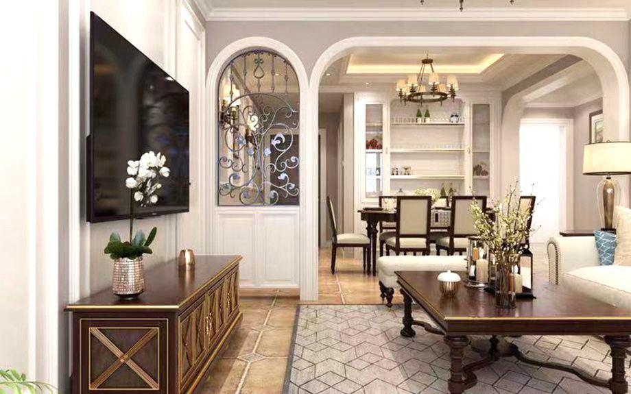 滁州玖艺装饰介绍五种超实用的客餐厅隔断设计!