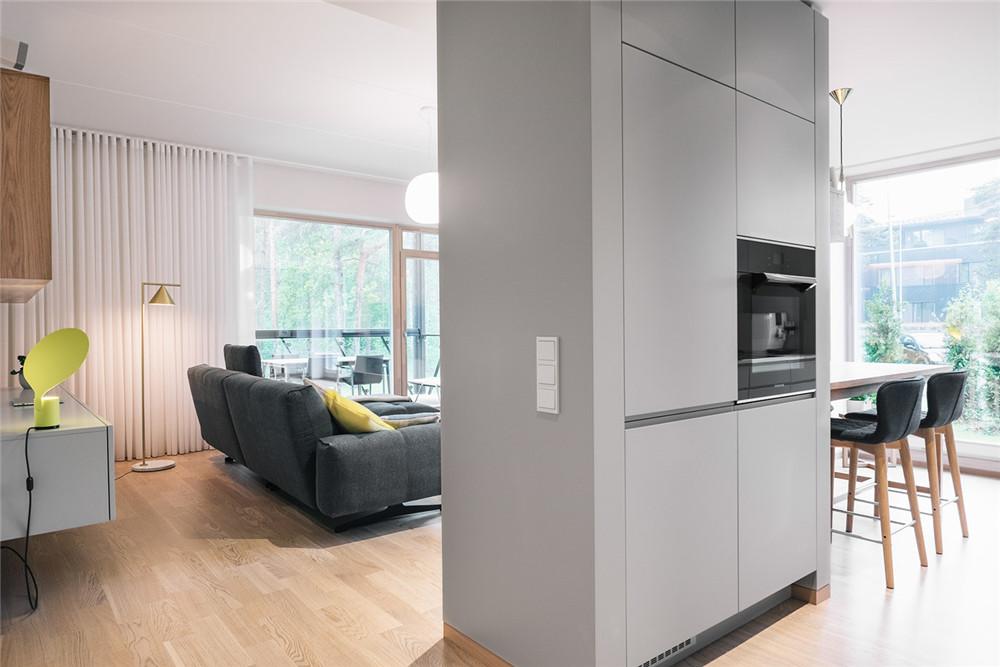 公寓式效果图