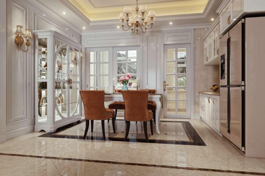 普罗旺斯美式家装