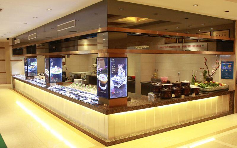飯店廚房設計
