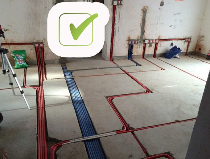 大连装修最全的电路施工注意事项(上)