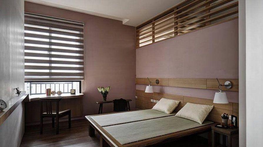 西安装修案例混搭风格装修案例_西安华清学府城两居室100平装修效果图