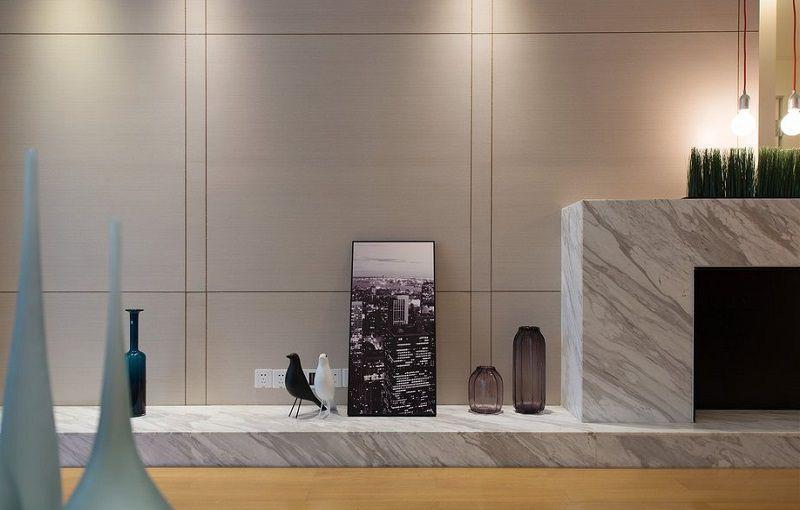 西安装修案例中式风格装修案例_西安悦美国际三居室180平装修效果图