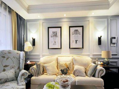 西安装修方案户型:二居室