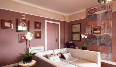 西安装修方案户型:四居室