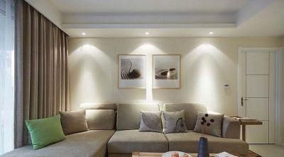 西安装修方案户型:三居室
