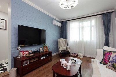 西安装修方案户型:三居一厅