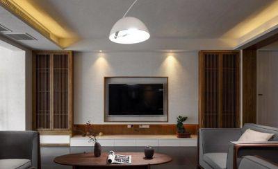西安装修方案户型:两居室
