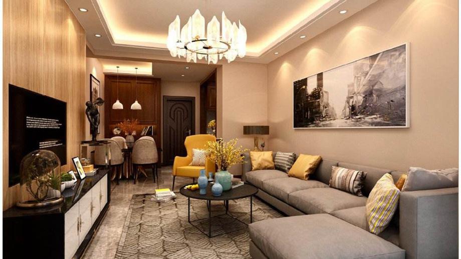 客廳裝修怎么設計,幾大要素不要忽略哦!