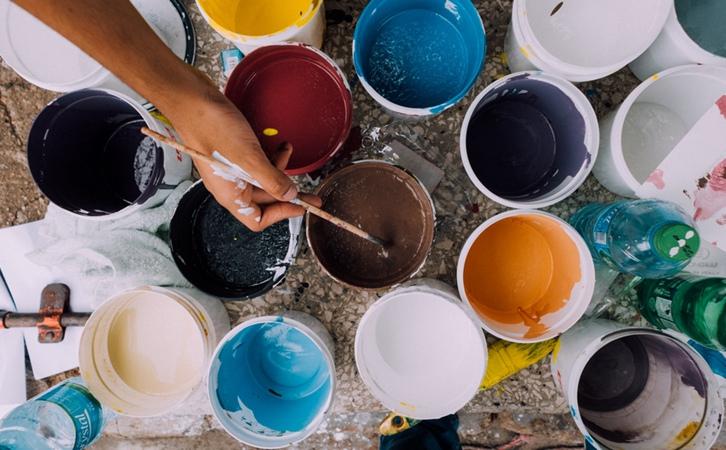 基材攻略:油漆