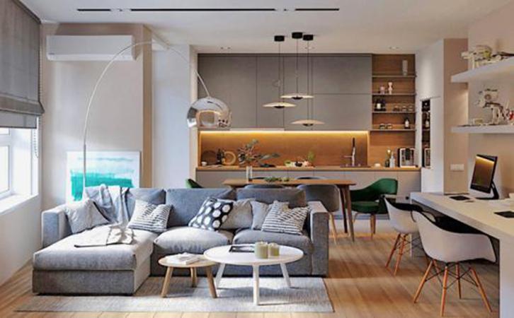 客厅装修材料选用吊顶材料选用的图片