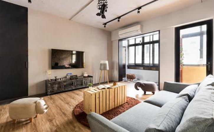 客厅装修设计重要性隔断设计的图片