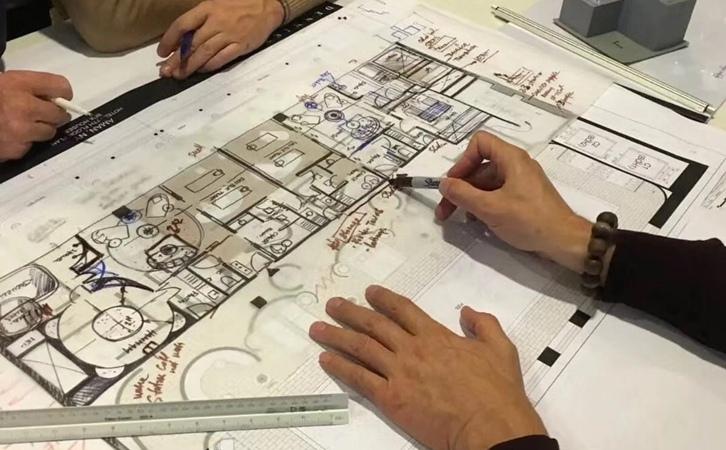 首开国风琅樾装修户型设计方案