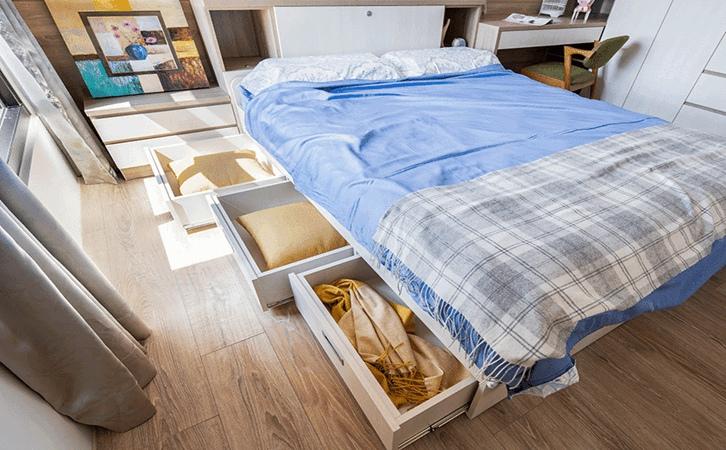 鬼斧神工装修效果的北欧风格孩子房设计效果图
