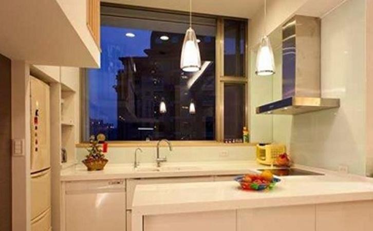 厨房灯应该怎样装?你知道吗