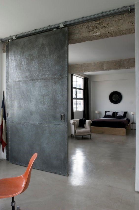 入型入格:工业风格室内设计