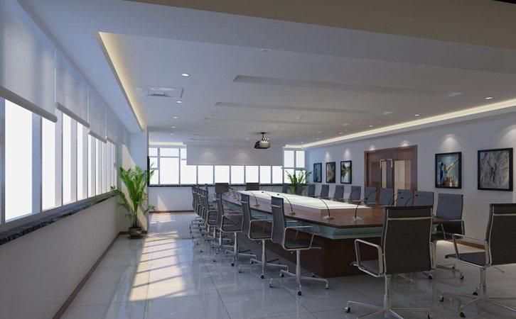现代办公室装修风格,现代办公室装修要点