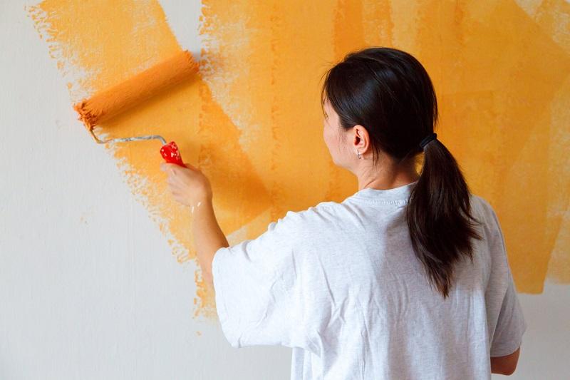 非凡国际装饰有话说:DIY刷油漆须知