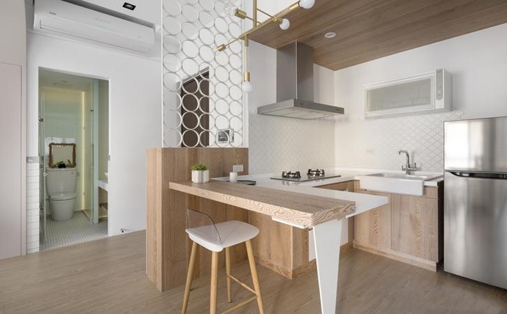 厨房装修应该注意什么?