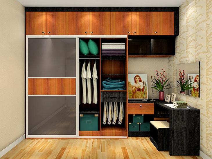 衣柜的推拉门用什么材质好?
