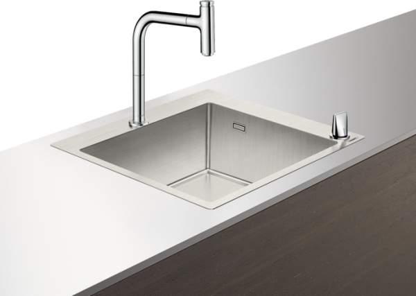 C71 C71-F450-06 水槽套餐 不锈钢水槽组合 450