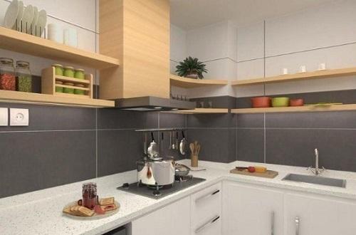 厨房橱柜怎么设计?橱柜装修有哪些注意事项?