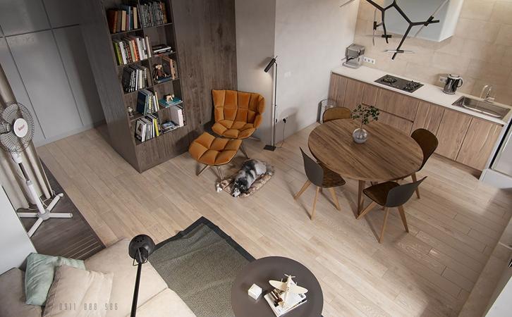 怎样装修单身公寓?都有哪些风格?