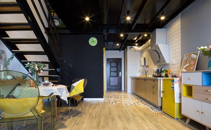 太原复式公寓怎么装修?复式公寓装修效果图