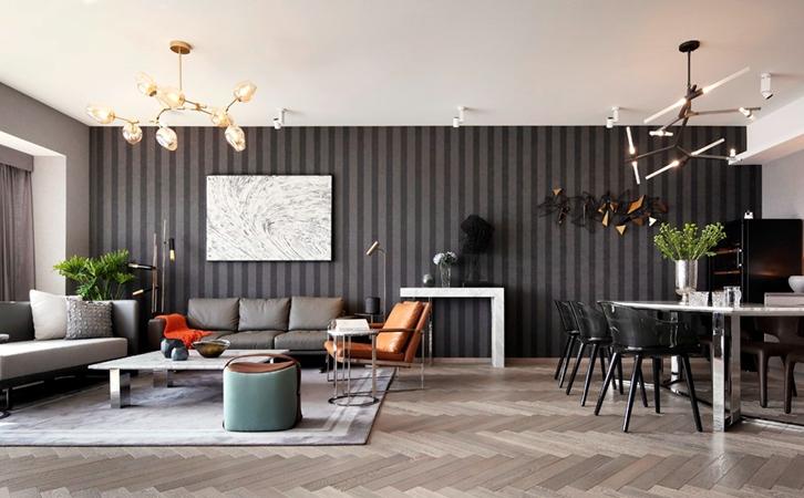 太原现在流行的装饰风格有哪些?客厅应该怎么装修?